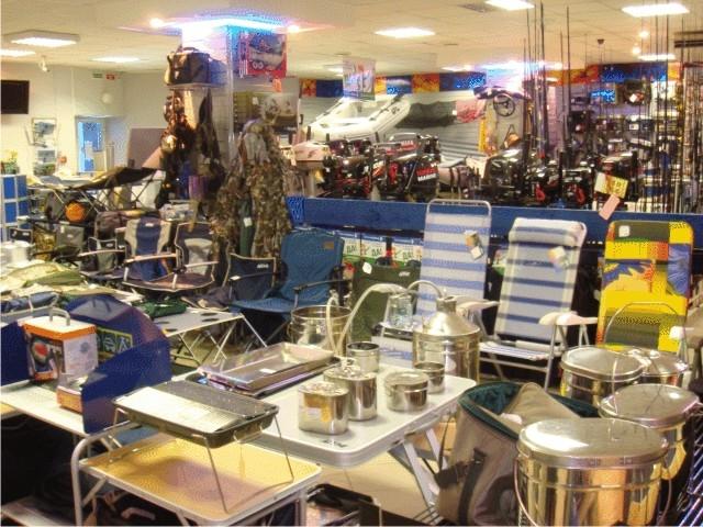 РыболовиК, магазин рыболовных принадлежностей
